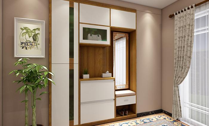 北欧阳光系列衣柜
